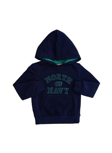 North Of Navy Sweatshirt Lacivert